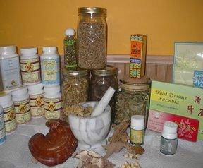 Herbal remedies information