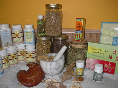 Herbal remedies information